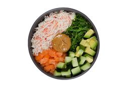 Sake Kani Bowl