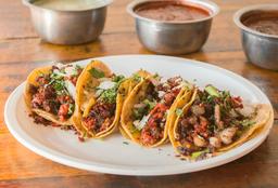 40 Tacos de Pastor