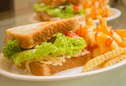 Sándwich Pechuga de Pollo
