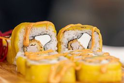 Pork & Banana Roll