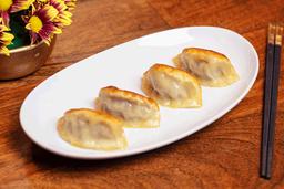 Wagyu Fried Dumplings