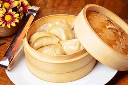 Kurobuta Pork Dumplings