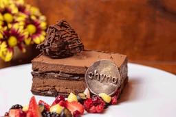 Pastel de Chocolate con Pralin