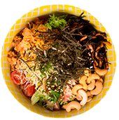 Poke Bowl Mediano