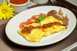 Omelette Revolución 21