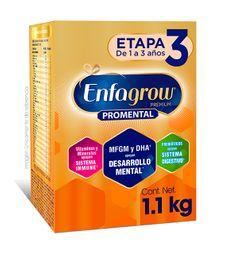 2x1 Fórmula Infantil Enfagrow Etapa 3 Pack Caja