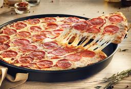Pizza Grande Sartén Pepperoni