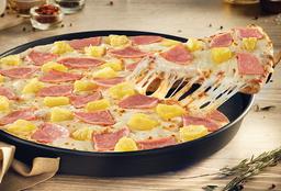Pizza Grande Sartén Hawaiana