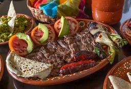 Carne a las Brasas Arrachera 300 gr