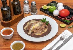 Huevos Michoacanos