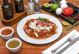 Chilaquiles Yucatecos