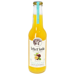 Soda Velvet Maracuya 275 mL