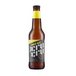 Cerveza Artesanal Crucru Pale Ale 355 mL