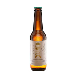 Cerveza Artesanal Colimita Lager Mexicana 355 mL