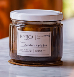 Mix Aceitunas Bottega Sartoria 290 g