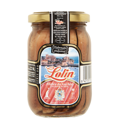 Filete de Anchoa Lolin en Aceite de Oliva 280 g