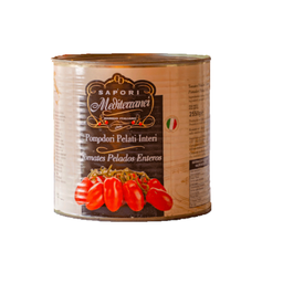 Pomodoro Sapori Mediterranei Tomates Enteros 2.55 Kg