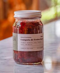 Compota De Frutos Rojos Bottega Sartoria 220 g