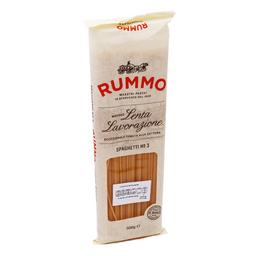 Pasta Seca Rummo Spaghetti #3 500 g