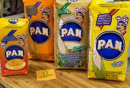 Harina Pan Blanca 1 Kg