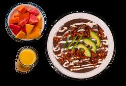 Combo Enchiladas Veracruzanas