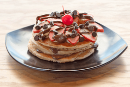 Pancakes de Avellana