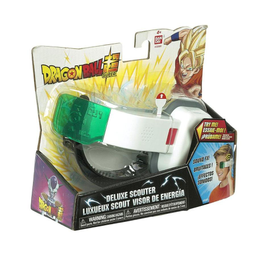 Juego de Roleplay Dragon Ball Super Dx Scouter 1 U