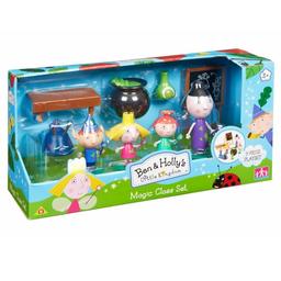 Set de Figuras Ben And Holly Magico Bandai 1 U