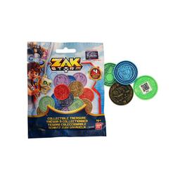 Figura Bandai Collectible Zak Storm Treasure Blind Bag 1 U