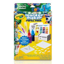 Kit Manualidades Crayola Marker Maker Refill 1 U