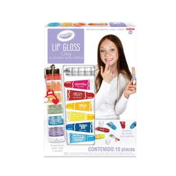 Manualidad Lip Gloss Crayola 1 U