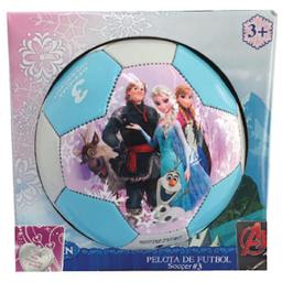Balón de Futbol Frozen N 3 Goplas 1 U