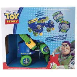 Patines Disney Toy Story Pre Escolar Ajustable 1 U