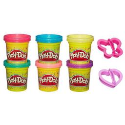 Set de Juego Play Doh Disney Brillante Hasbro 1 U