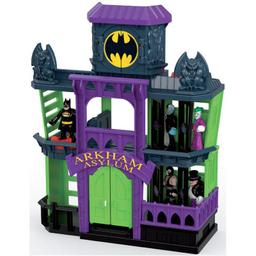 Figura De Accion Imaginext Arkham Asylum Batman
