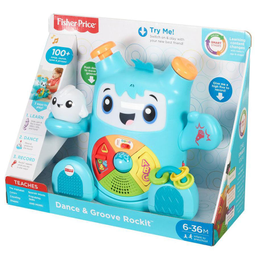 Juguete Didactico Fisher-Price Rocky