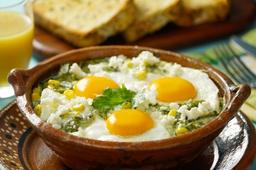 Huevos Poblanos