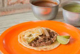 Taco de Gaonera