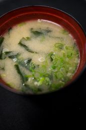 Sopa Miso Shiru Tofu
