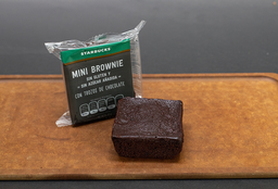 Mini Brownie con trozos de chocolate (70 g)