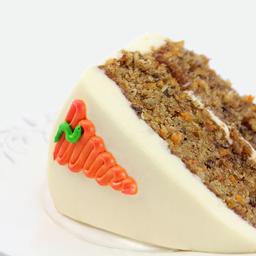 Pastel de Zanahoria Grande