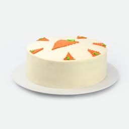 Pastel de Zanahoria Mini