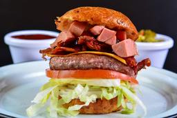 2X1 CMS Burger Texana