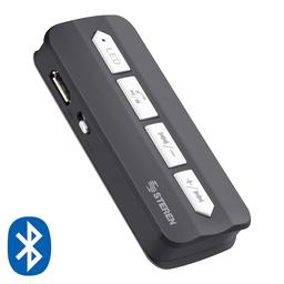 Receptor de audio Bluetooth y manos libres con reproductor