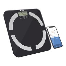 Báscula digital inteligente con Bluetooth MED-2000