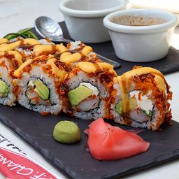 Warrior Roll Sushi