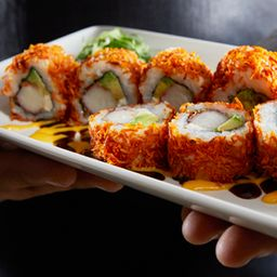 Warrior Roll Sushi