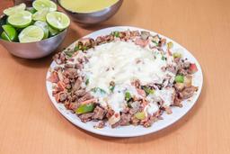 Tacos de Alambre de Bistec