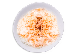 Gohan con Salsa Chipotle