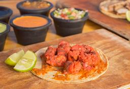 Tacos Chistorra